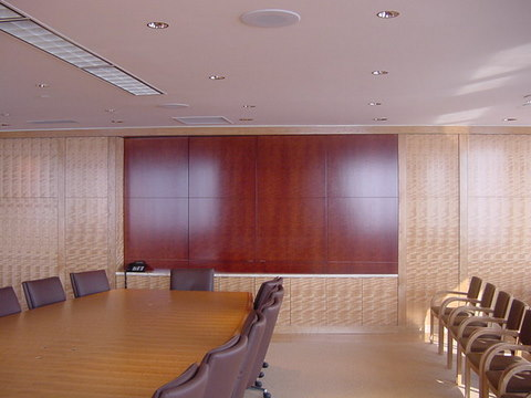 wall paneling commercial